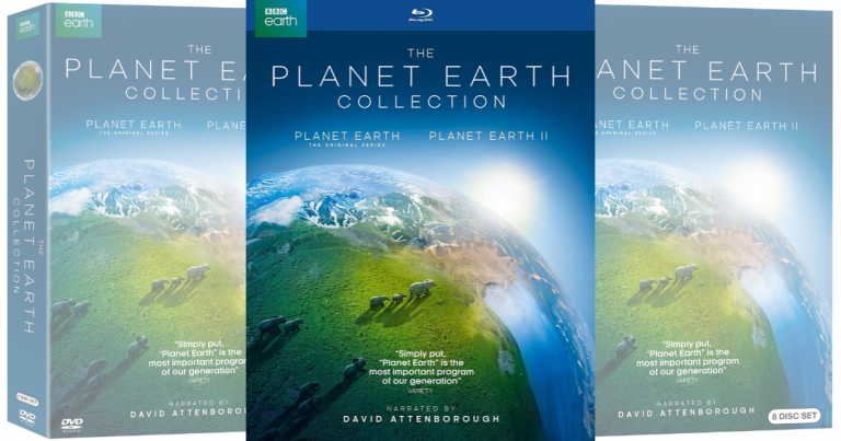 The Planet Earth Collection on Blu-ray - Award Winning