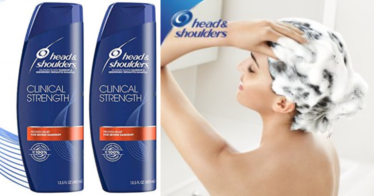 image relating to Head and Shoulders Printable Coupons referred to as Thoughts and Shoulders Professional medical Power Shampoo, 2 Pack
