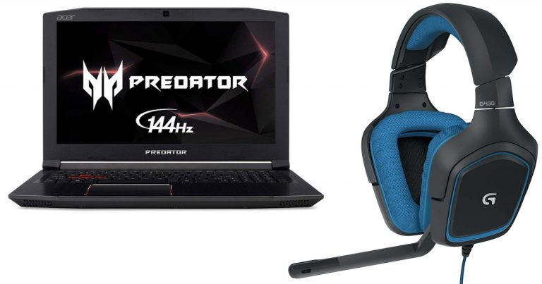 Amazon: Save on Laptops, Gaming Headsets, Mice, Keyboards, and More
