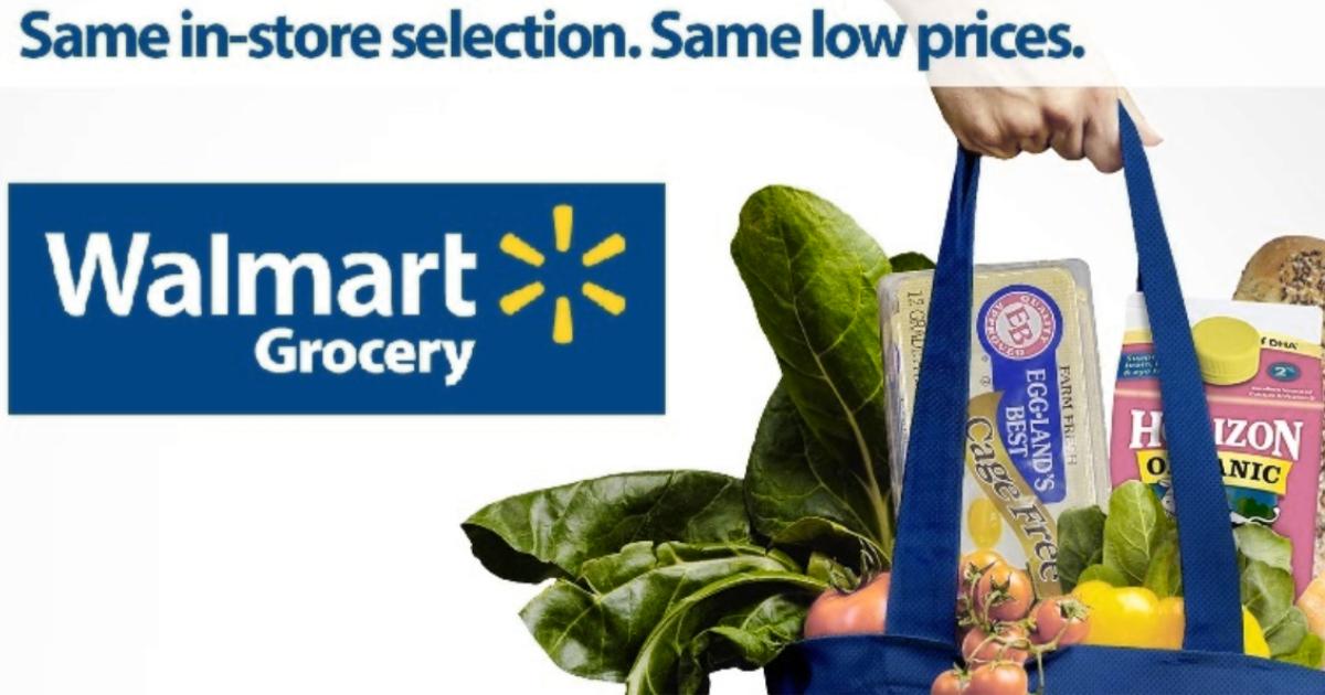 $10 Off Walmart Grocery