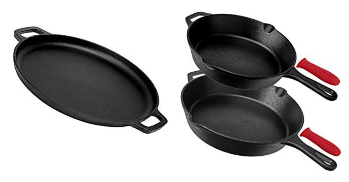 cast iron pan deals