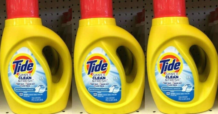 photo relating to Tide Simply Clean Printable Coupons named Walgreens: Snag a Sizzling Package deal upon Tide Effortlessly Contemporary 40-Oz Just $1.99