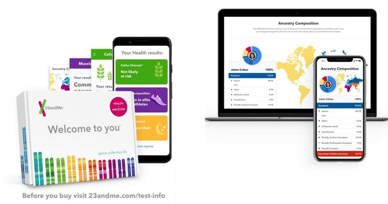 Prime Day Live: 23andMe DNA Test - Health + Ancestry