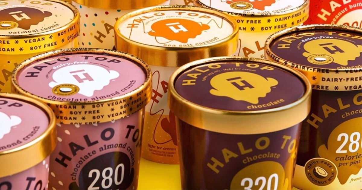 Halo top ice cream coupon july 2019
