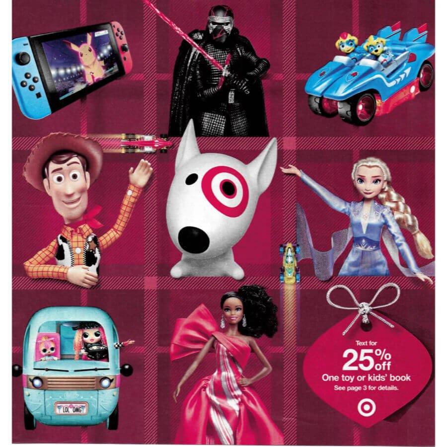The 2019 Target Toy Book Is Here!