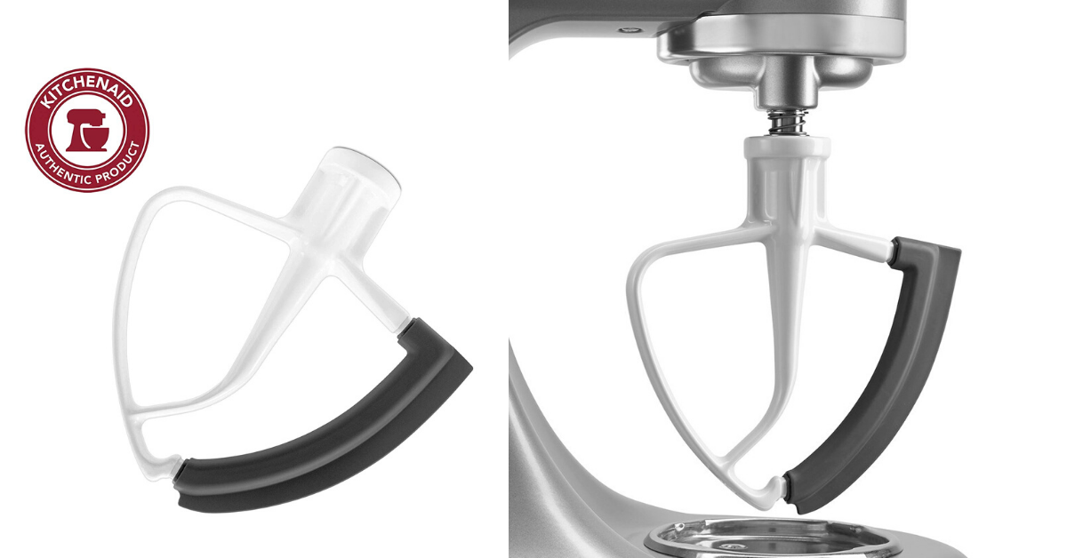 Stand Mixer Tilt Head Flex Edge Beater for Kitchenaid KFE5T 4.5 Qt and 5 Qt